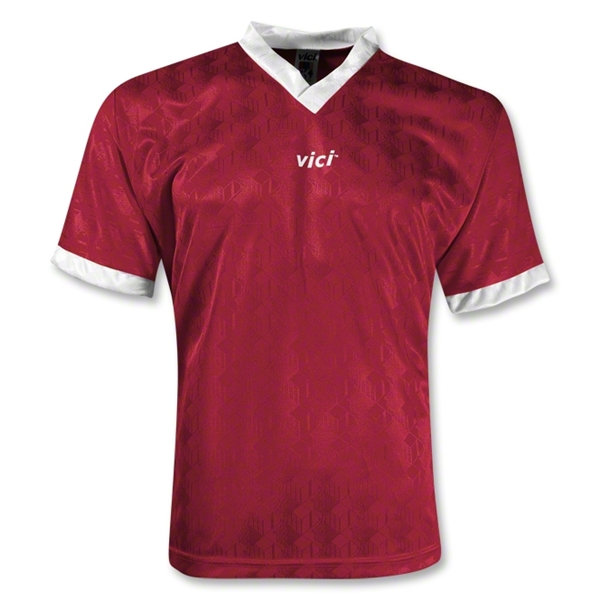 Vici Turin Soccer Jersey (Red)