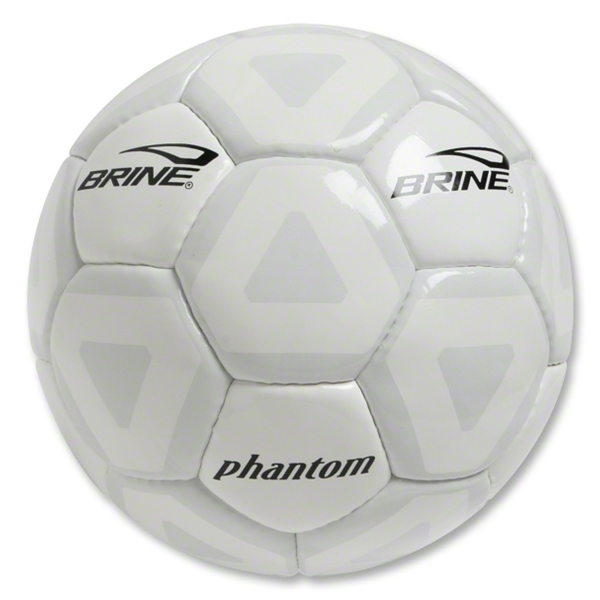 Brine NCAA White Phantom Match Soccer Ball