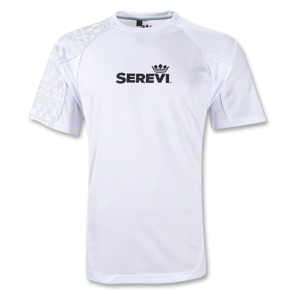 Serevi Performance SS Training Top (White)