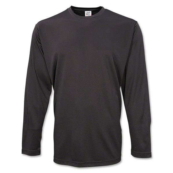 Vici Vdry Long Sleeve Jersey (Black)