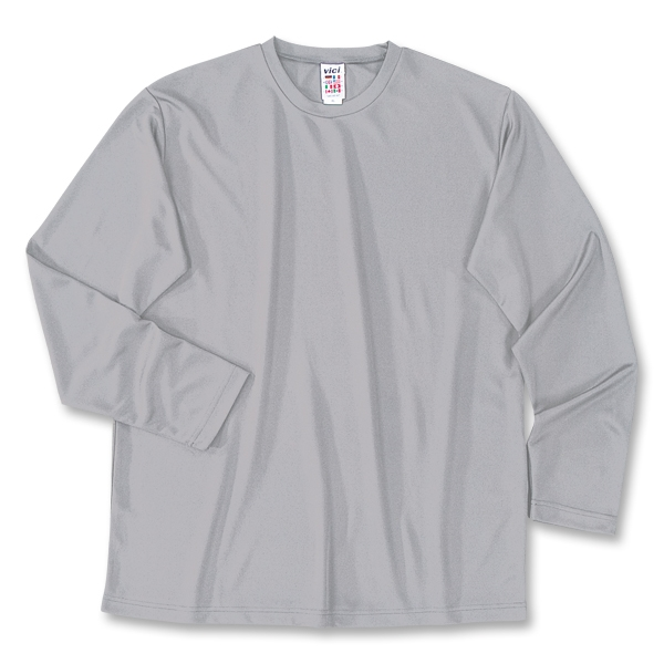 Vici Vdry Long Sleeve Jersey (Gray)