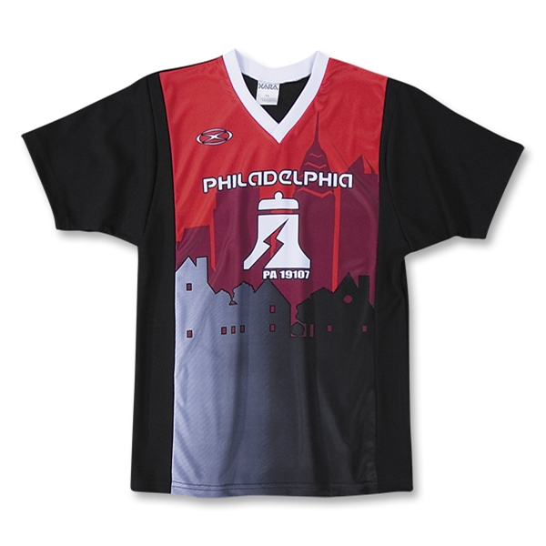 Xara Philly City Soccer Jersey