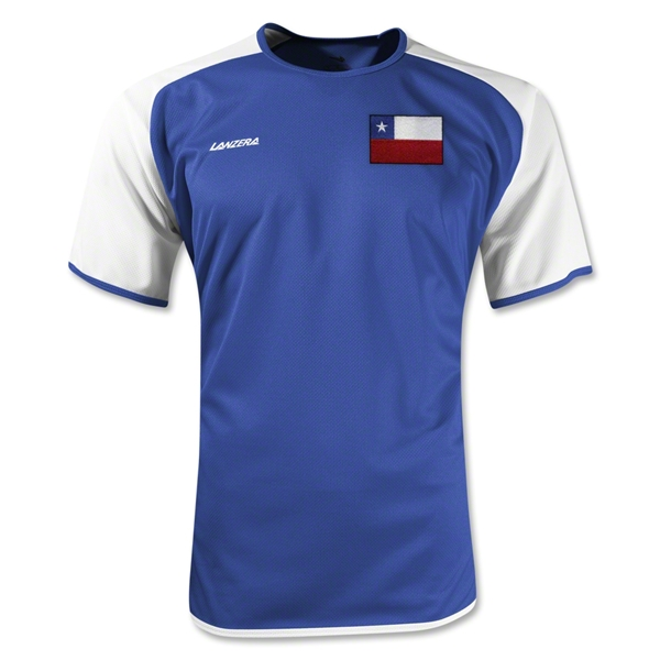 Chile Torino Soccer Jersey (Royal)
