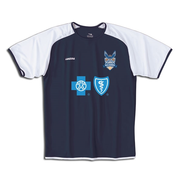 Carolina Railhawks Home Soccer Jersey