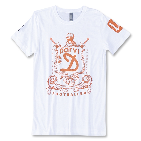 Retro T-Shirt (White)