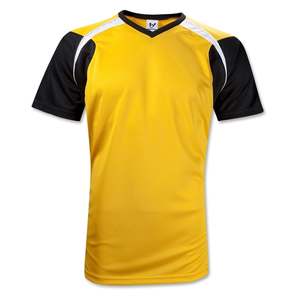 High Five Tempest Soccer Jersey (Gold)