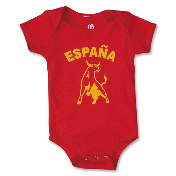 Objectivo Espana Onesie (Red)