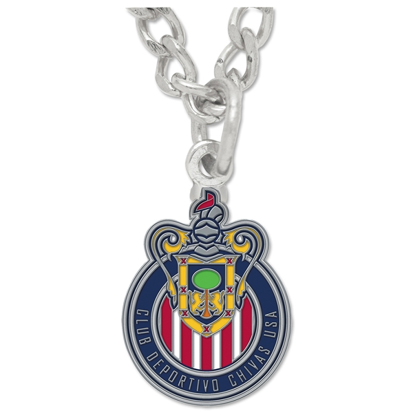 Chivas USA Logo Necklace