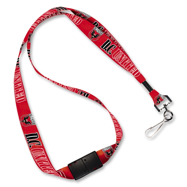 D.C. United Lanyard-Red
