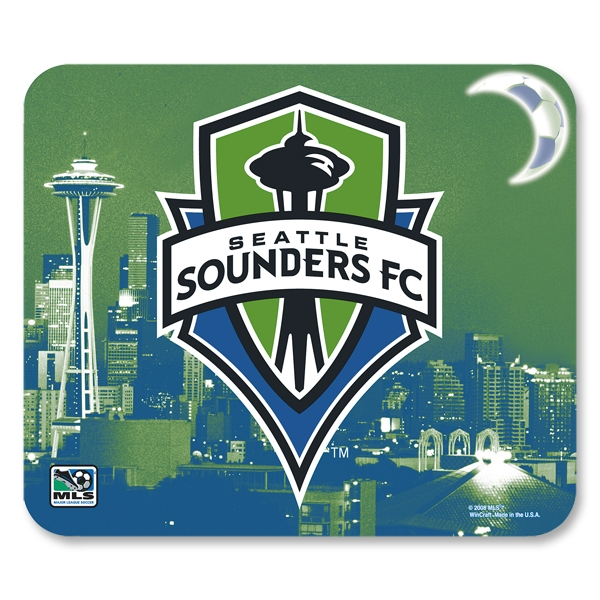 Seattle Sounders FC Mouse Pad