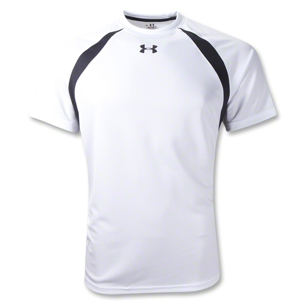 Under Armour Clutch T-Shirt (Wh/Bk)