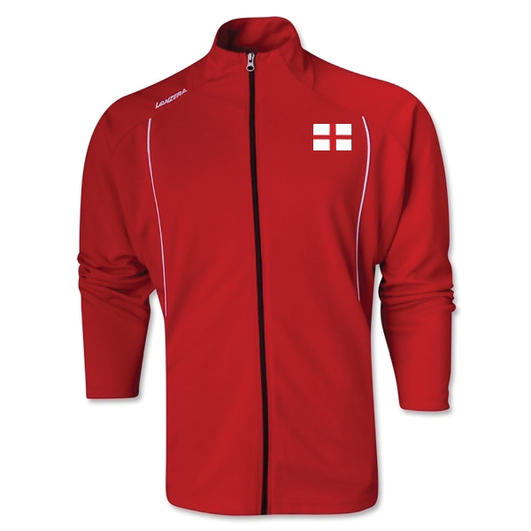 England Torino Zip Up Jacket (Red)