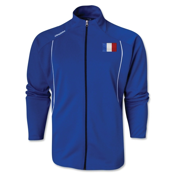 France Torino Zip Up Jacket (Royal)