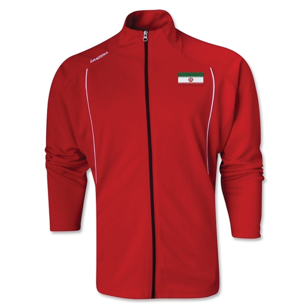 Iran Torino Zip Up Jacket (Red)