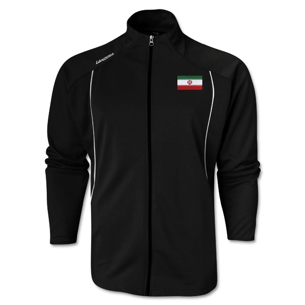 Iran Torino Zip Up Jacket (Black)