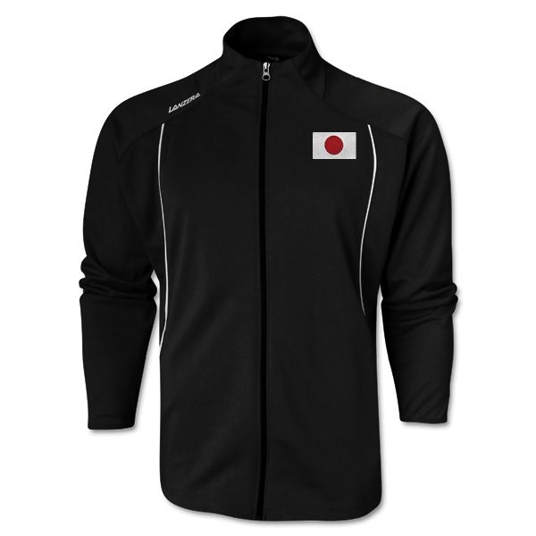 Japan Torino Zip Up Jacket (Black)
