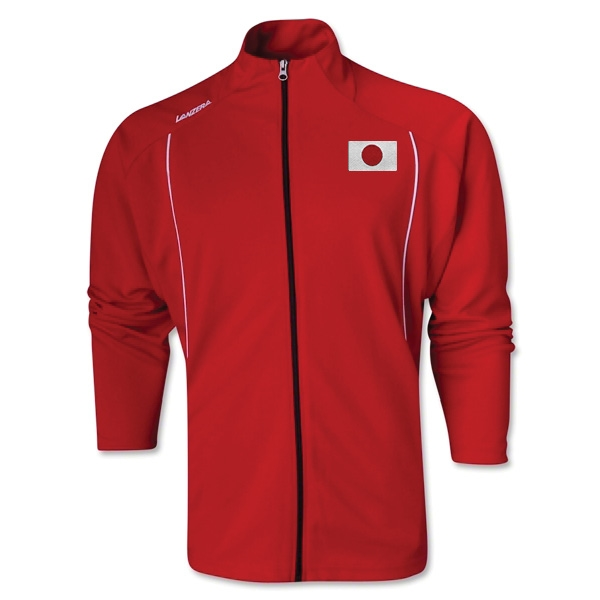 Japan Torino Zip Up Jacket (Red)