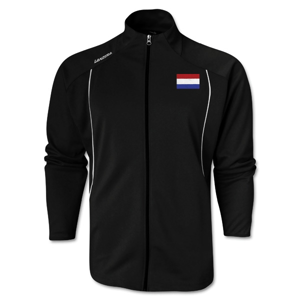 Netherlands Torino Zip Up Jacket (Black)
