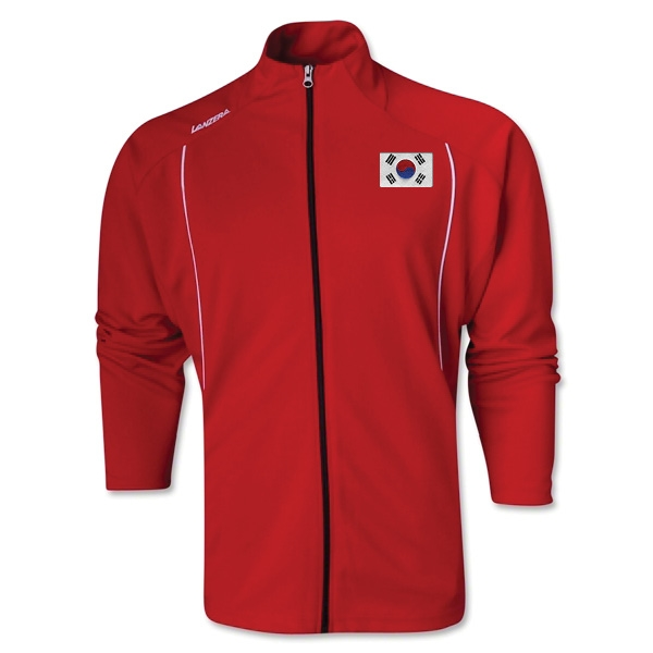 South Korea Torino Zip Up Jacket (Red)