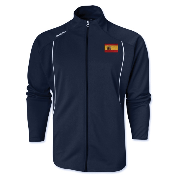 Spain Torino Zip Up Jacket (Navy)