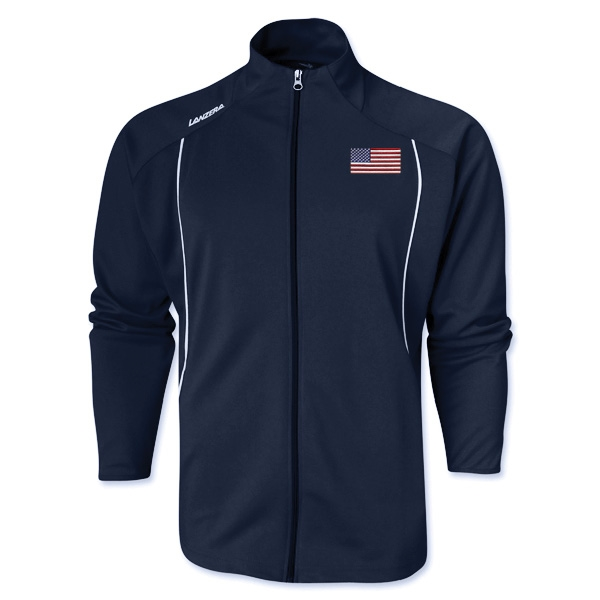 USA Torino Zip Up Jacket (Navy)
