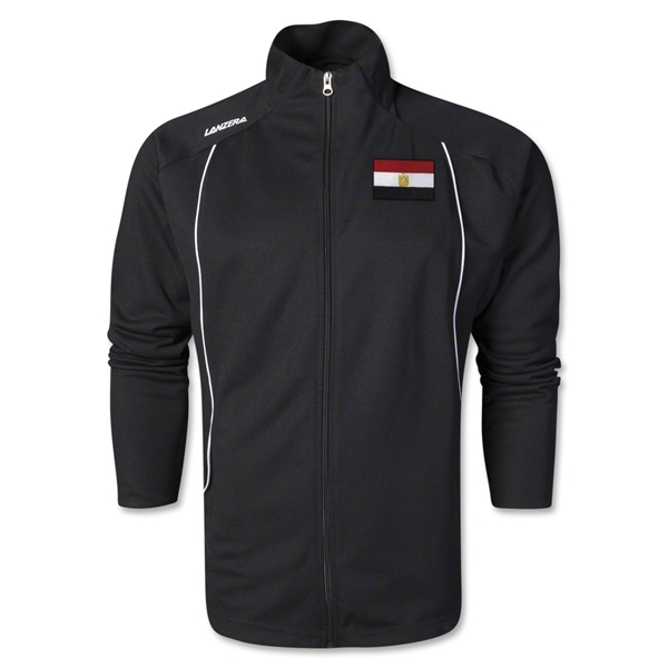 Egypt Torino Zip Up Jacket (Black)