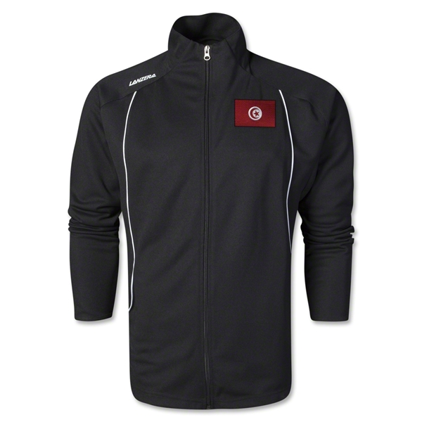 Tunisia Torino Zip Up Jacket (Black)