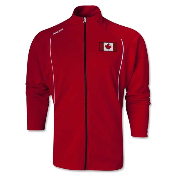Canada Torino Zip Up Jacket (Red)