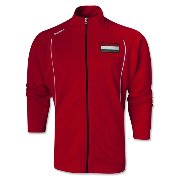 Hungary Torino Zip Up Jacket (Red)