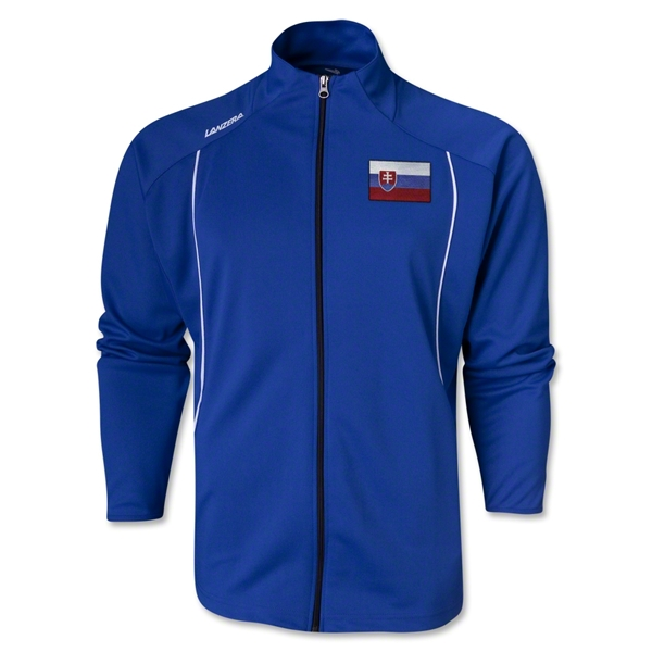 Slovakia Torino Zip Up Jacket (Royal)