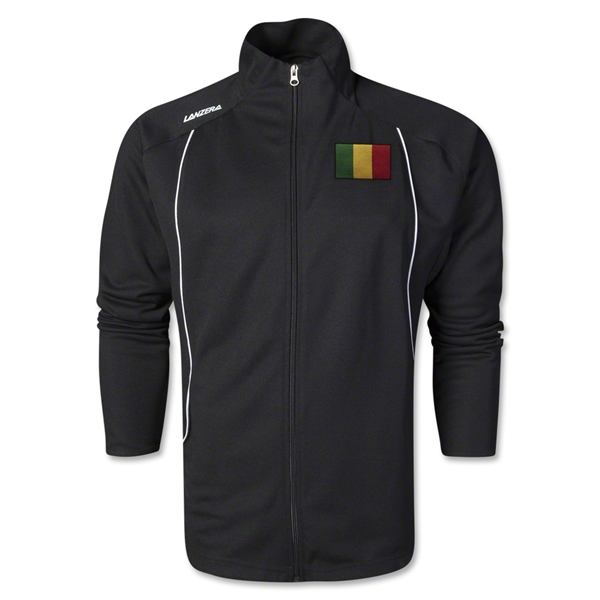 Mali Torino Zip Up Jacket (Black)