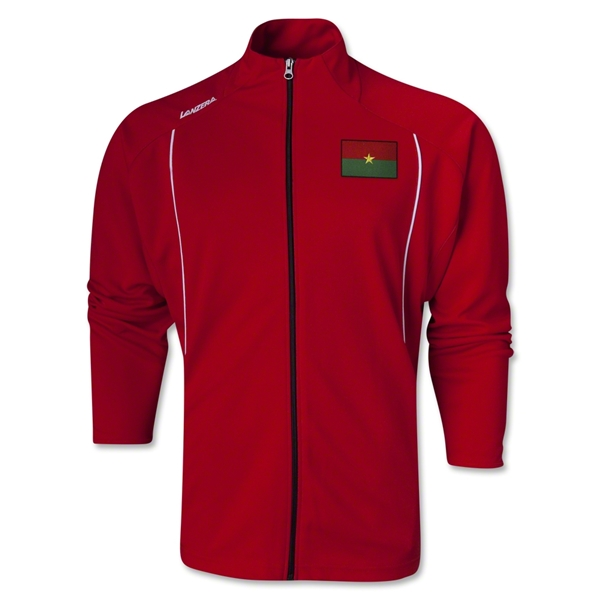 Finland Torino Zip Up Jacket (Red)