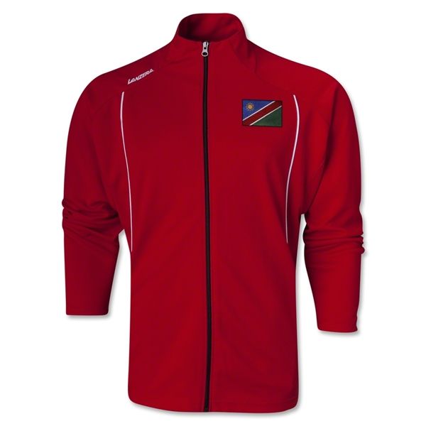 Namibia Torino Zip Up Jacket (Red)