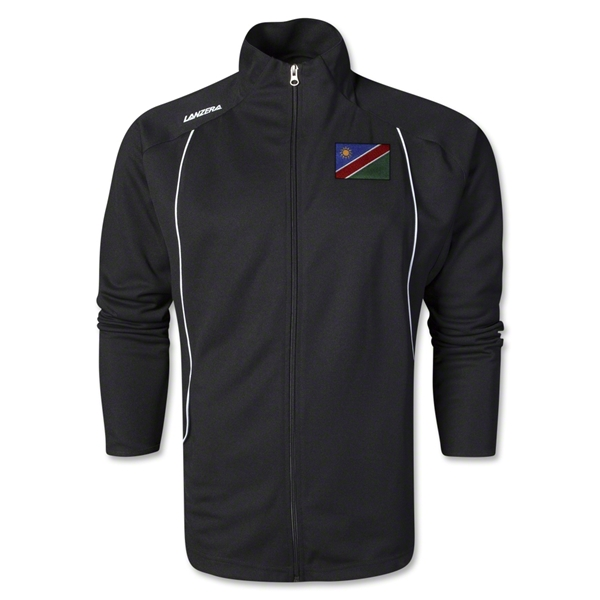 Namibia Torino Zip Up Jacket (Black)
