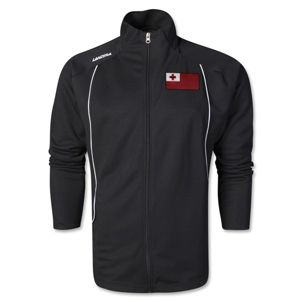 Tonga Torino Zip Up Jacket (Black)