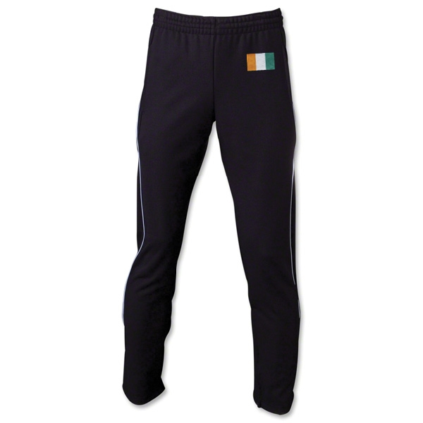 Cote d'Ivoire Torino Training Pants (Black)
