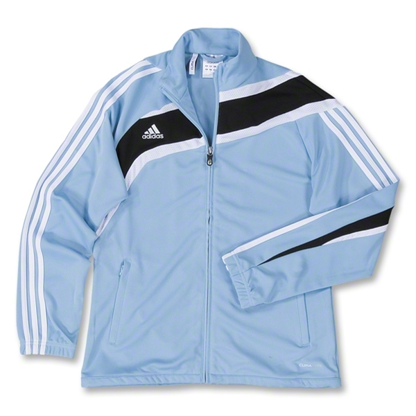 adidas Women's Tiro Training Jacket (Sky)
