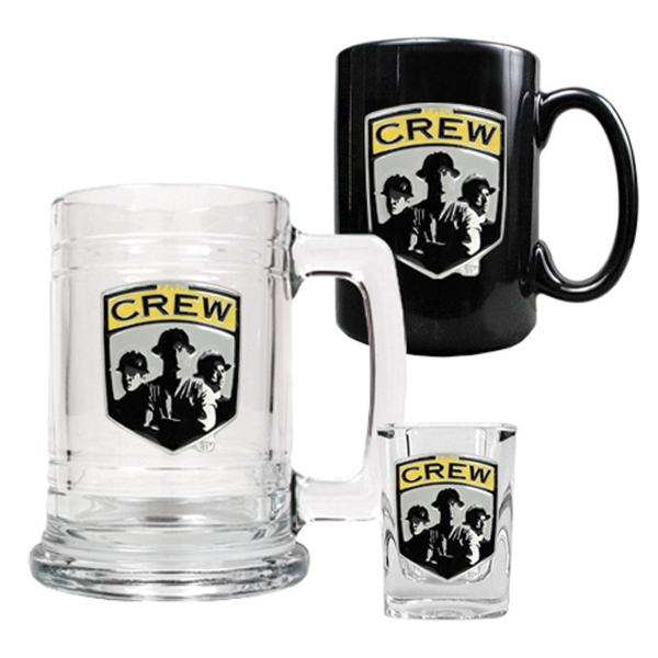Columbus Crew 3 Piece Drinkware Set