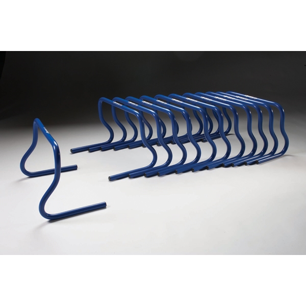 "Kwik Goal 12"" Speed Hurdles (Royal)"