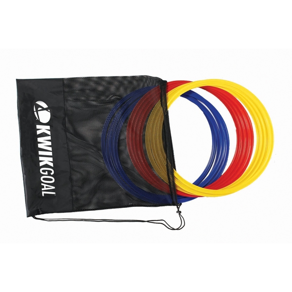 Kwik Goal Deluxe Speed Rings