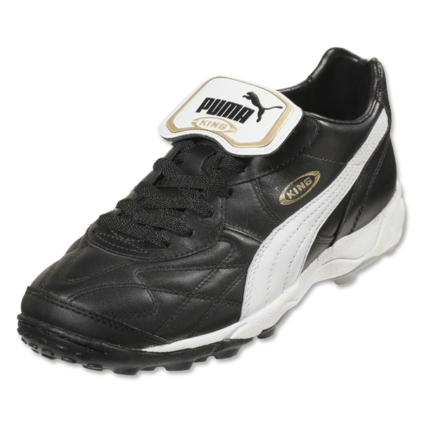 Puma King Allround (Black/White/Gold)
