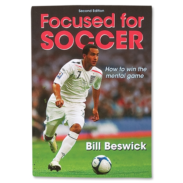 Focused for Soccer, 2nd Edition Book