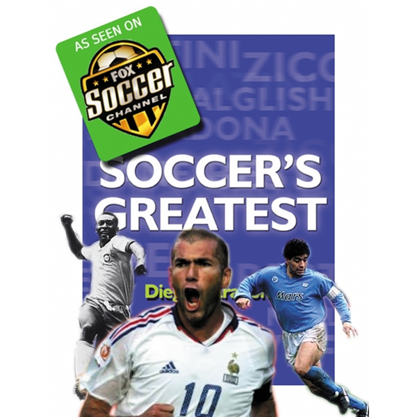 Soccer's Greatest 10 DVD Collection