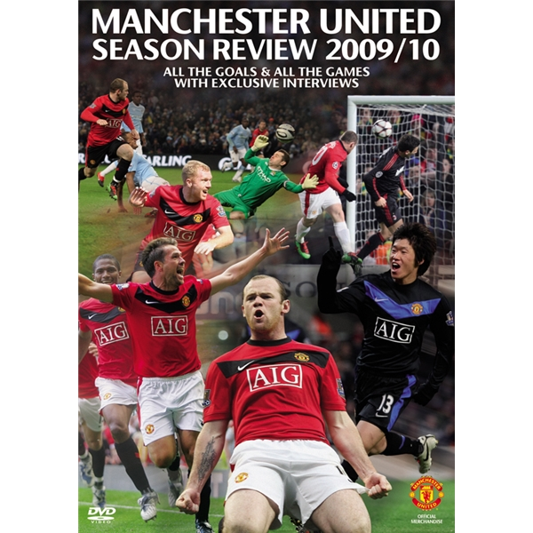 Manchester United Season Review 09/10