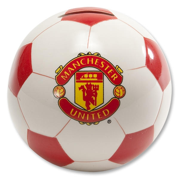 Manchester United Crest Money Ball