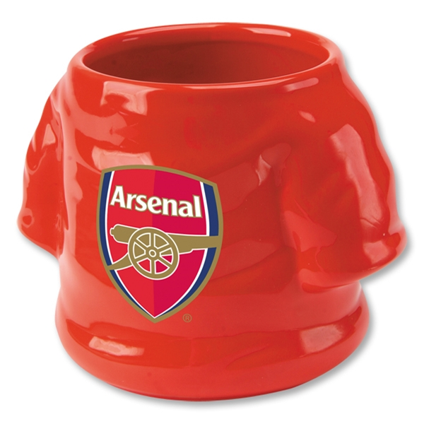 Arsenal Soccer Shirt Mug