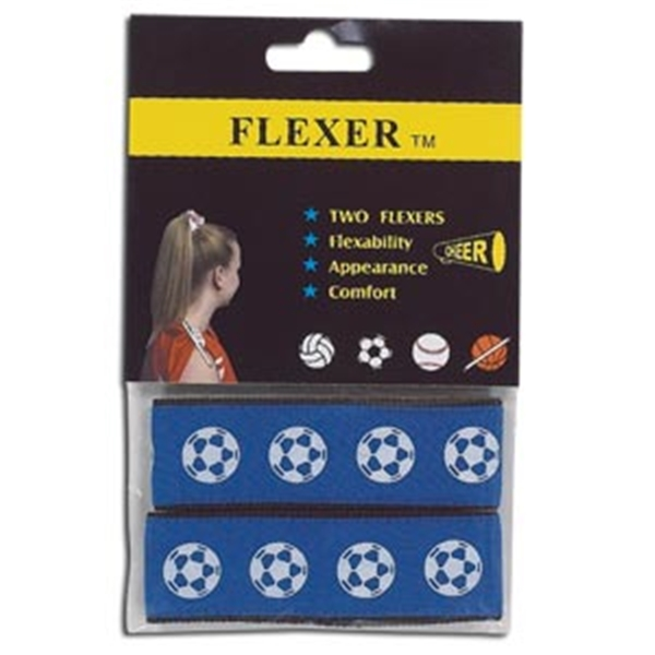 Soccer Ball Sleeve Flexer (Royal)