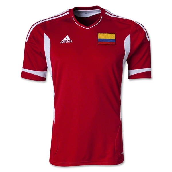 Colombia Campeon II Jersey (Red)