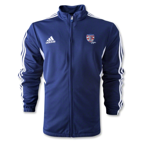 adidas USA Sevens Tiro II Training Jacket (Navy)