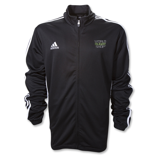 adidas World Rugby Shop Tiro II Training Jacket (Black)